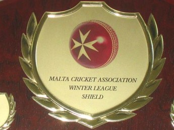 MCA Winter League continued with Marsa C.C playing Krishna C.C.
