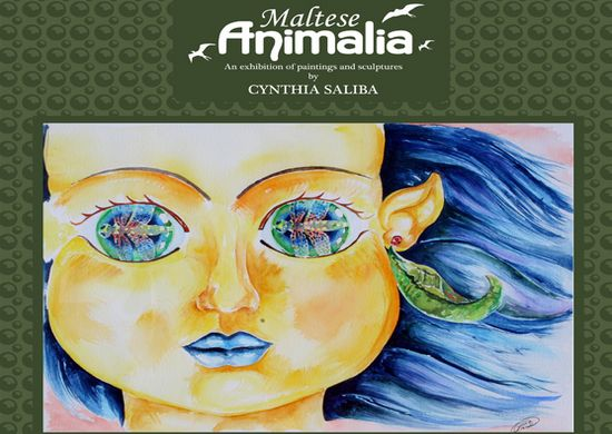 Maltese Animalia' art exhibition at the Cittadella Centre
