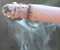 Exposure to second hand smoke reduced, but still high - EU