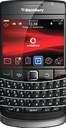 The New BlackBerry® Bold™ 9700 available from Vodafone