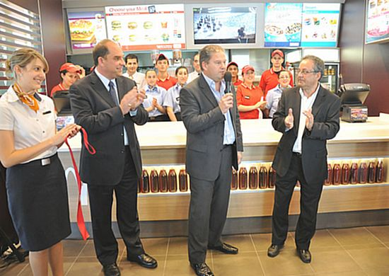 Renovation works completed at MacDonalds Gozo