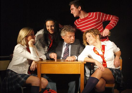 Gozo Creative Theatre Club's latest production Teechers