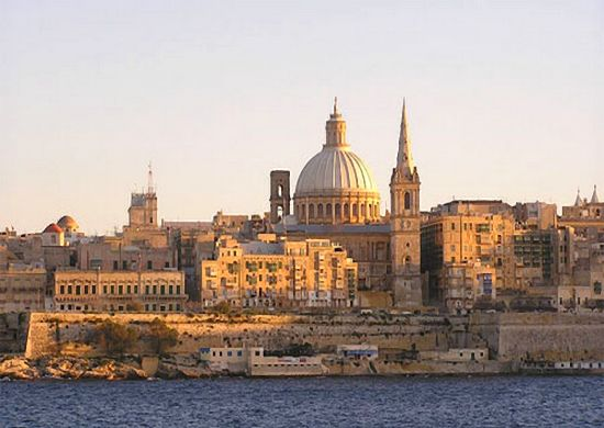 'Subterranean Valletta' lecture in Gozo by Edward Said