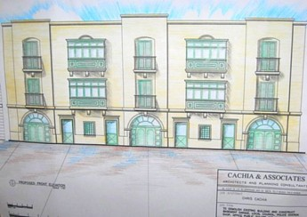 Xaghra Council signs devolution for new Civic Centre