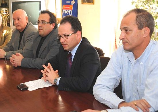 Gozo FA launches the Gozo Cup football tournament