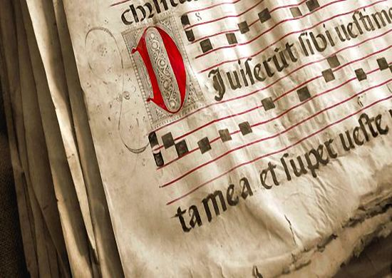 Chorus Urbanus to perform recital of Gregorian Chant