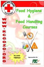 Food hygiene & handling courses with Malta Red Cross Gozo