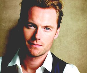 Discounted Ronan Keating tickets for Vodafone mobile users