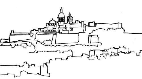 A Dome on Gozo's Cathedral - A Readers Opinion