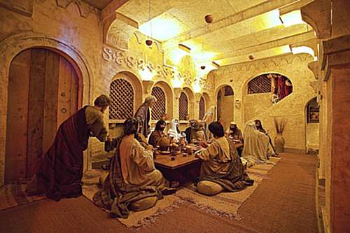 Last Supper Exhibition at MUSEUM Centre Nadur Gozo