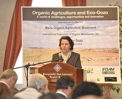 Conference held on organic agriculture & eco-Gozo