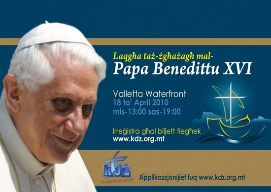 KDZ accepting registrations from youth for Pope meeting