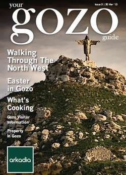 'Your Gozo Guide' – Easter Issue Out Next Week