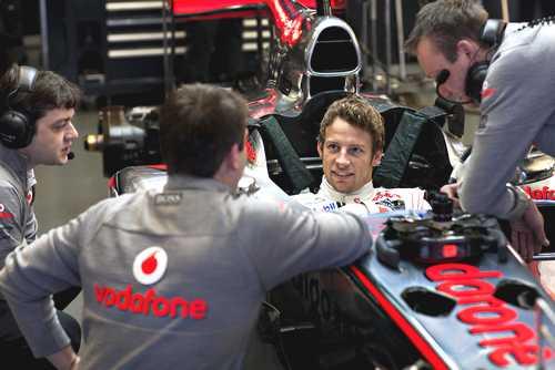 Jenson Button 2010 Australian Grand Prix preview