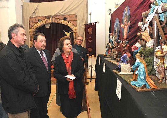 The annual Lent Exhibition inaugurated in Victoria
