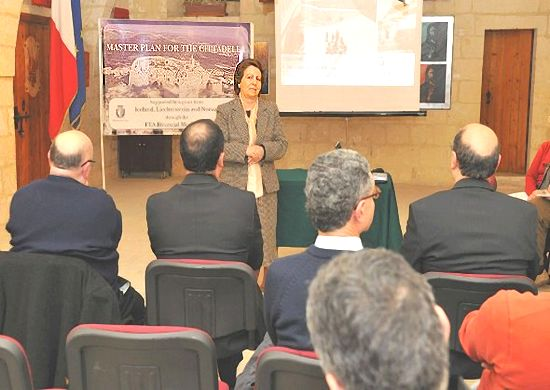 Draft Cittadella masterplan presented to stakeholders