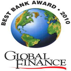 BOV has been named Best Bank in Malta for 2010