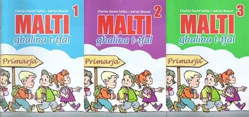 Malti Ghalina t-Tfal 1, 2, 3 and Eccellenti books launched