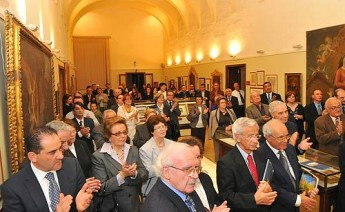 The Busuttil Artists exhibition inaugurated in Gozo