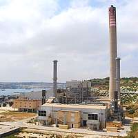 Boiler trip at Delimara causes power cut early this morning