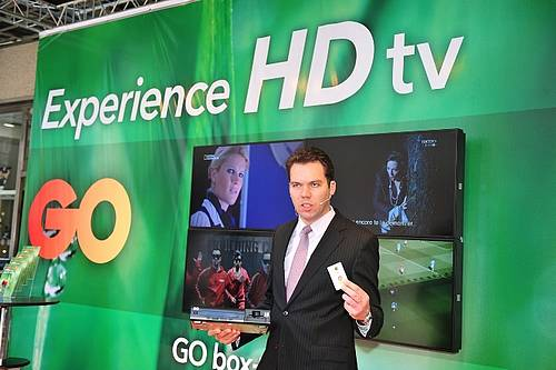 GO launches HD tv trial with movie channel available soon