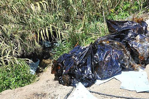 Lunzjata valley clean up carried out after oil leak damage