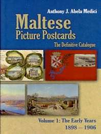 Lecture on Maltese Picture Postcards the early years