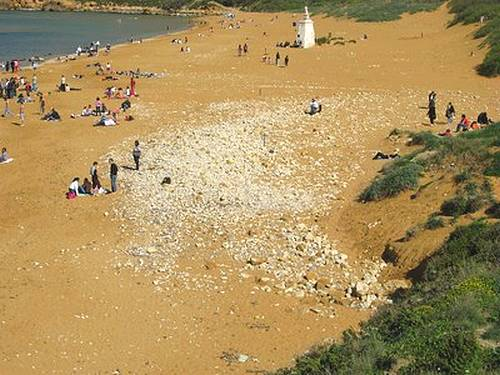 No application for the removal of stones from Ramla - MEPA