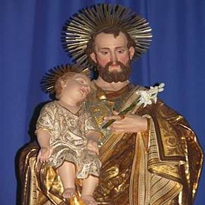 Xaghra Parish solemnly celebrates the Feast of Saint Joseph