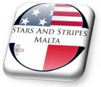 Independence Day party in Nadur with Stars & Stripes Malta