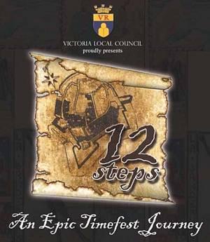 'Twelve Steps' an epic timefest journey at the Cittadella