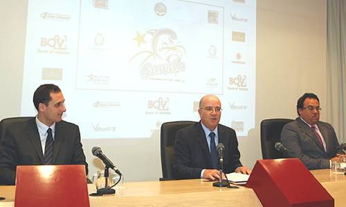 Bank of Valletta supports VIVA World Cup 2010 in Gozo