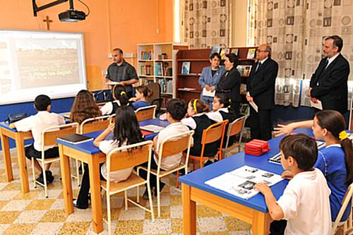 Eco-Gozo resource package launched for teachers