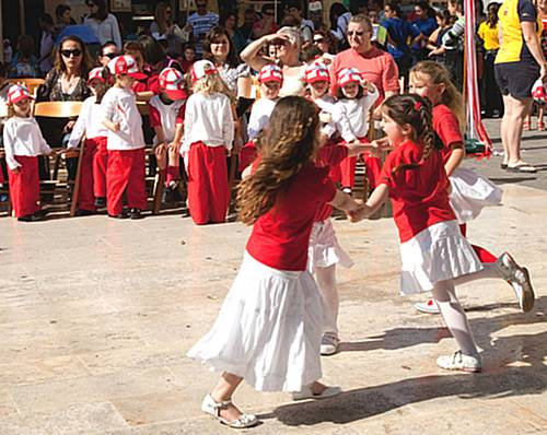 Europe Day in Gozo - A prelude to Lejlet Lapsi Notte Gozitana
