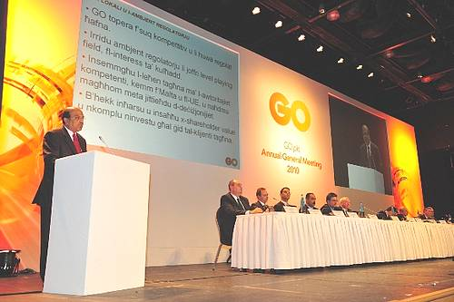 GO holds their twelfth Annual General Meeting