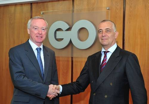 GO selects Alcatel-Lucent as its partner for upgrade