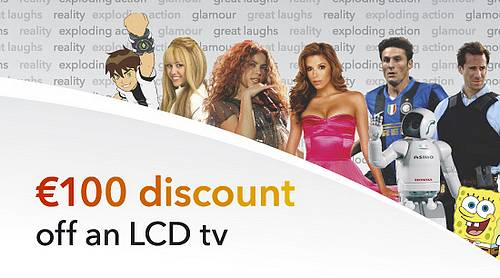 Join GO tv and get a voucher worth €100 from Forestals