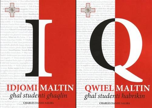 IQ....Idjomi u Qwiel - Two new books by Charles Daniel Saliba