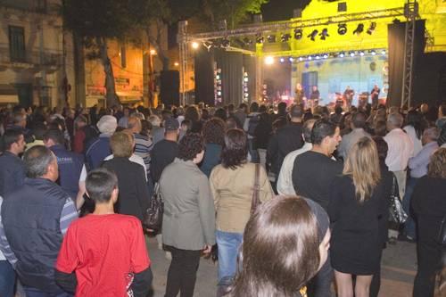 A Saturday night full of entertainment at Notte Gozitana