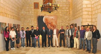 JP2 collective exhibition at the Cittadella Centre