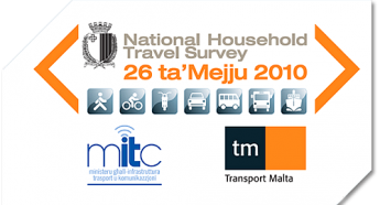 National Household Travel Survey to be held next week