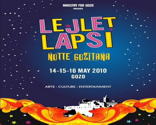 Gozo Channel special rates for Lejlet Lapsi Notte Gozitana