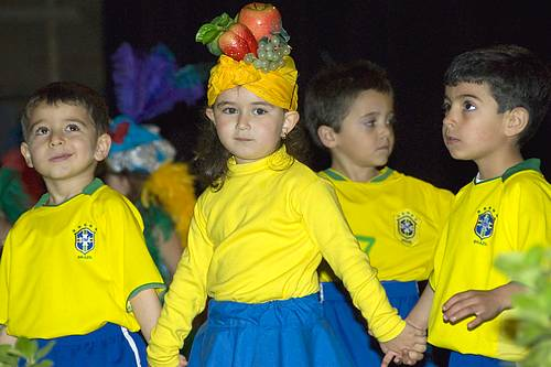 Lejlet Lapsi underway with Multicultural Festival for children