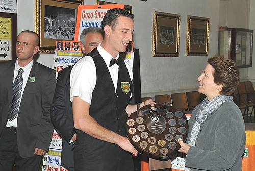 The Gozo Billiards & Snooker League 2010 draws to a close