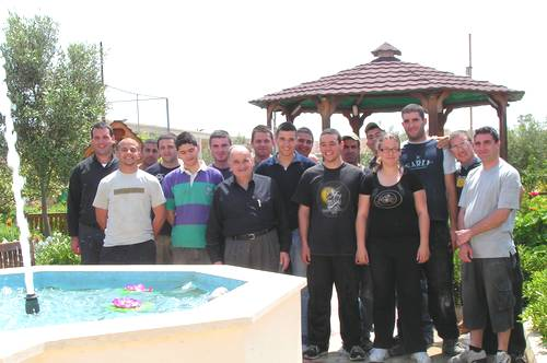 Voluntary work carried out at Arka Respite Centre Gozo
