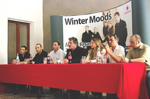 Winter Moods announce a mega summer concert for 2010