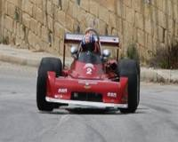 Xaghra annual  hill climb taking place with the Island Car Club
