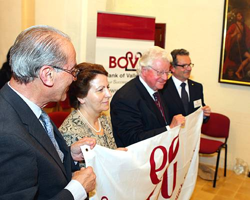 BOV supports Gozo Branch of the English Speaking Union
