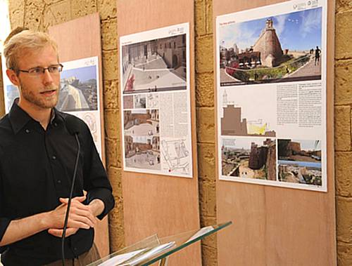 The completion of the Citadel Masterplan unveiled today