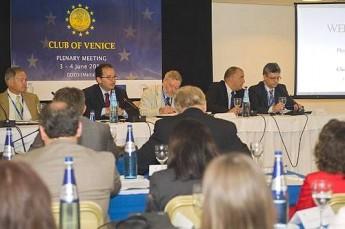 Plenary meeting of the Club of Venice underway in Gozo